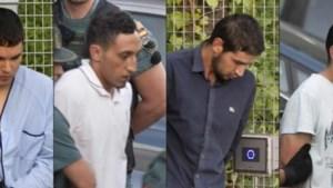 Terreurverdachte Catalonië op vrije voeten gesteld, andere drie zitten nog vast