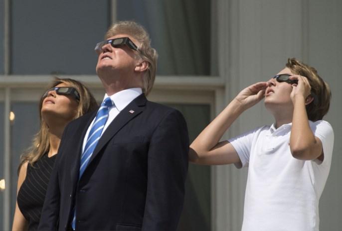 De familie Trump ruïneert de geheime diensten