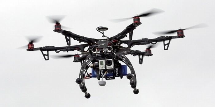 Vlaanderen gaat drones inzetten bij overstromingen