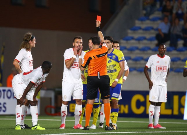 Geschillencommissie schorst Orlando Sa drie speeldagen, Standard in beroep