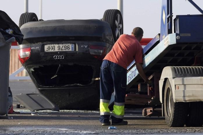 Auto Cambrils week voor de aanslagen nog geflitst in Parijs