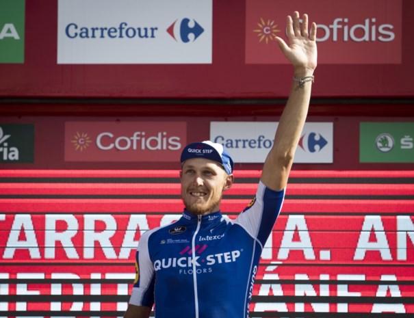 """REACTIES. Trentin """"echt trots"""" op zeges in drie grote rondes, Van Asbroeck is """"superblij"""""""