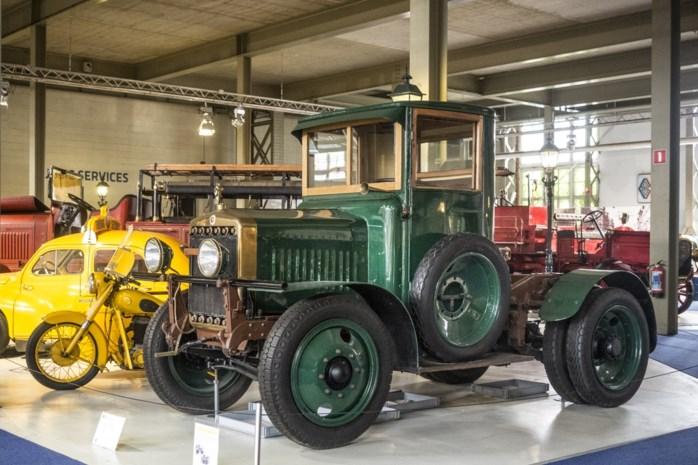 """Voorzitter van de Minervaclub over zijn grote liefde: """"Dit was het allerzwaarste vervoer dat in 1924 mogelijk was"""""""