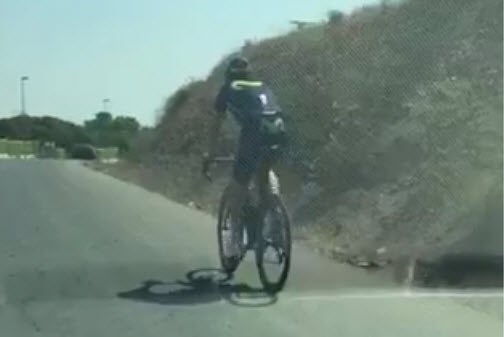 Hoopgevend nieuws voor Valverde: veteraan zit weer op fiets na zware val
