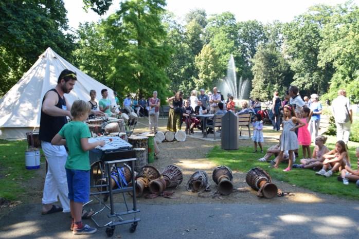 Sterk Onversterkt uniek en stroomloos zomerfestival