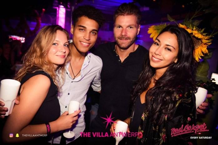 Daarom komen al die BV's feesten in Antwerpse discotheek 'The Villa'