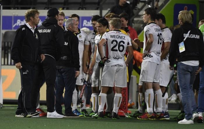 """Bondscoach wil niet dat Red Lions gaan zweven na demonstratie op EK hockey: """"Gedaan met dromen"""""""