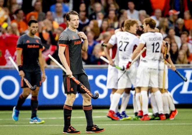 """Nederland moet bekomen na uppercut van Red Lions: """"Belgen waren meedogenloos"""""""