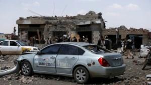 Zeker dertig doden, onder wie burgers, bij luchtbombardementen op Sanaa