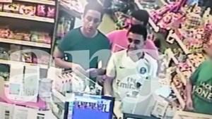 Nieuwe beelden opgedoken van terroristen vlak voor ze toesloegen in Barcelona en Cambrils