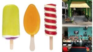 Hier haal je de lekkerste ijsjes van 't stad