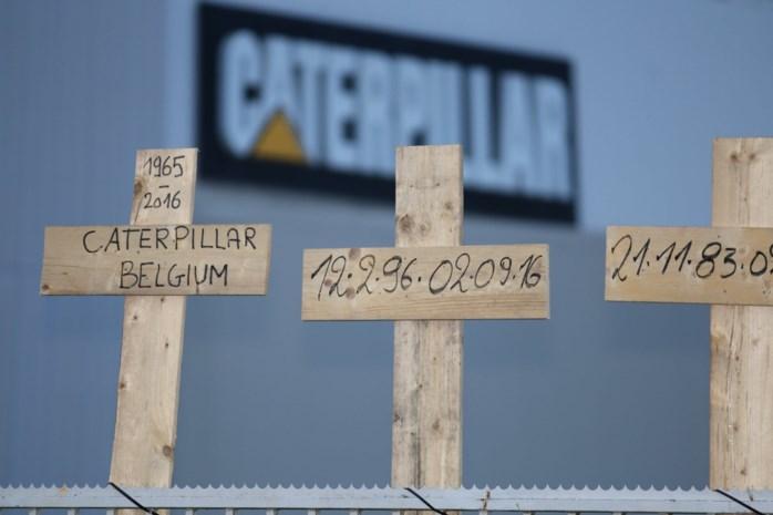 Jaar na aankondiging sluiting Caterpillar Gosselies hebben meeste werknemers bedrijf verlaten