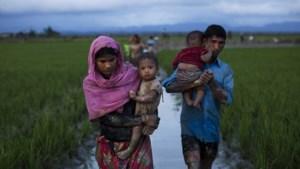 Dorpen staan in brand, vrouwen en kinderen verdrinken: etnische zuivering aan de gang op volk dat nergens welkom is