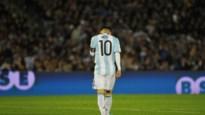Argentinië en Uruguay houden elkaar in evenwicht met doelpuntenloos gelijkspel