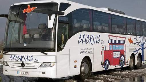 Belgische bus gestolen in hartje Kopenhagen: mogelijk om aanslag mee te plegen
