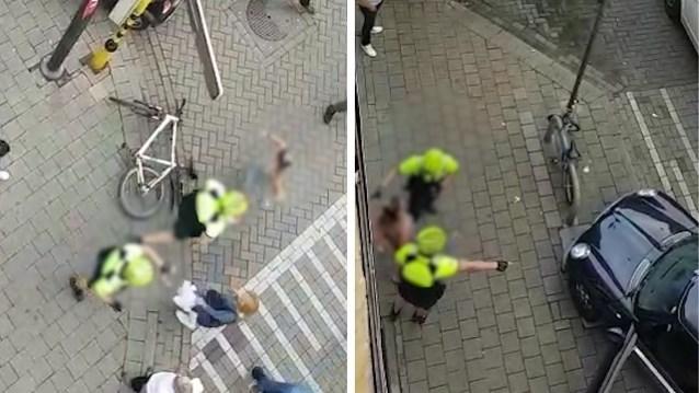 """Politievakbond reageert """"met afgrijzen"""" op incident Turnhoutsebaan"""