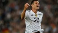 WK KWALIFICATIE. Duitsers hebben geen medelijden met Noren, Engeland haalt achterstand op tegen Slovakije