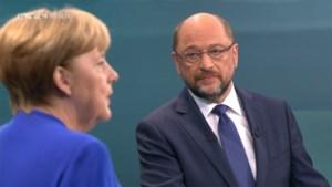 Schulz en Merkel in de clinch over migranten en Turkije