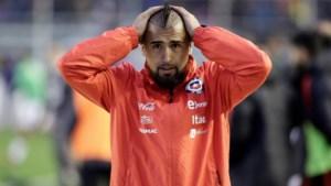 Arturo Vidal kondigt afscheid aan als Chileense international