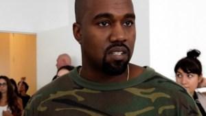 Veel mysterie over Kanye West die zijn modeshow afblaast