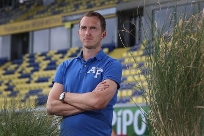 """Jonas De Roeck keert als trainer van STVV terug op Bosuil: """"Antwerp zit in mijn hart"""""""