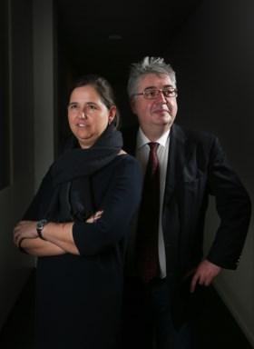 """Veerle Wouters: """"Samenwerken met Vlaams Belang, maar alleen voor communautaire zaken"""""""