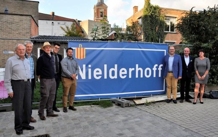'Nielderhoff' wordt nieuwe naam voor binnengebied