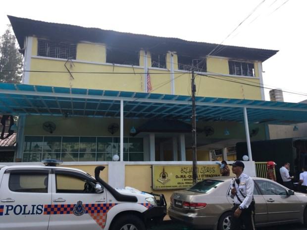 Minstens 25 doden bij brand in school Kuala Lumpur