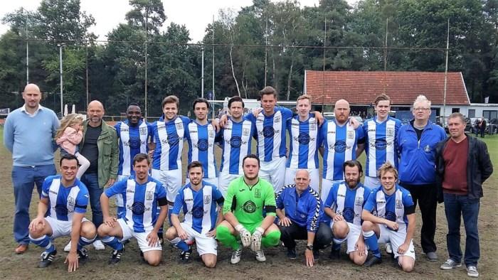 FC Koningshof rouwt om Geert Van Hoof en juicht omwille van nieuwe shirts