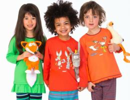 In deze pyjama's gaan je kids wél graag slapen