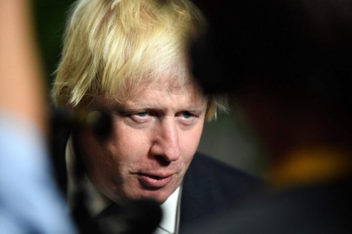 """Boris Johnson noemt toespraak May over Brexit """"positief, optimistisch en dynamisch"""""""