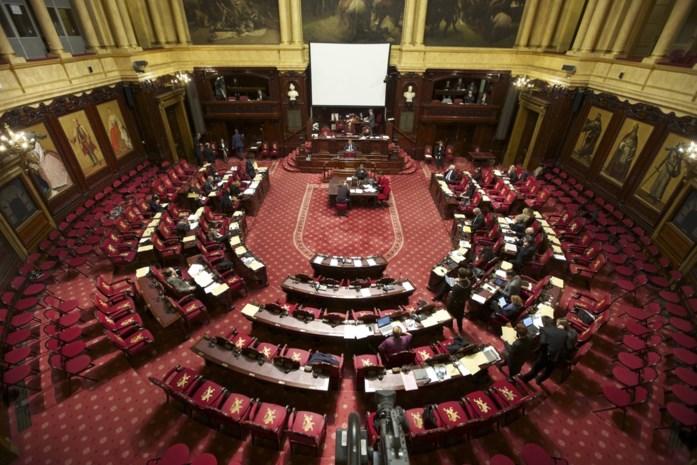 Senaat krijgt straks honden over de vloer