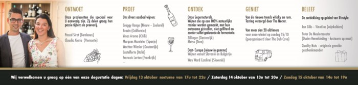 Wijn, gins en bubbels met oldtimers en lifestyle