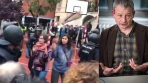 """Professor KU Leuven hard aangepakt in Barcelona: """"Eén van meest beangstigende momenten in mijn leven"""""""