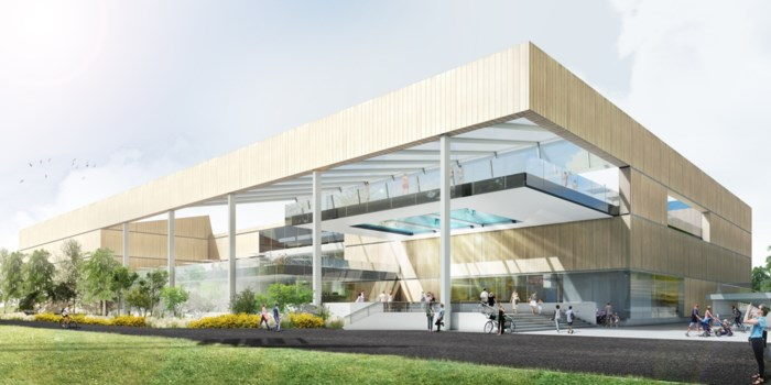 Wat het nieuwe Antwerpse zwembad zo bijzonder maakt en waarom Deurne uiteindelijk geen Plopsaqua krijgt