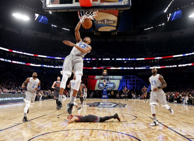 Revolutie in de NBA: All Star Game wordt niet langer duel tussen Eastern en Western Conference
