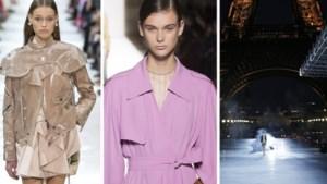 Passie voor plastiek en Belgische trendsetter: de hoogtepunten van de Parijse modeweek