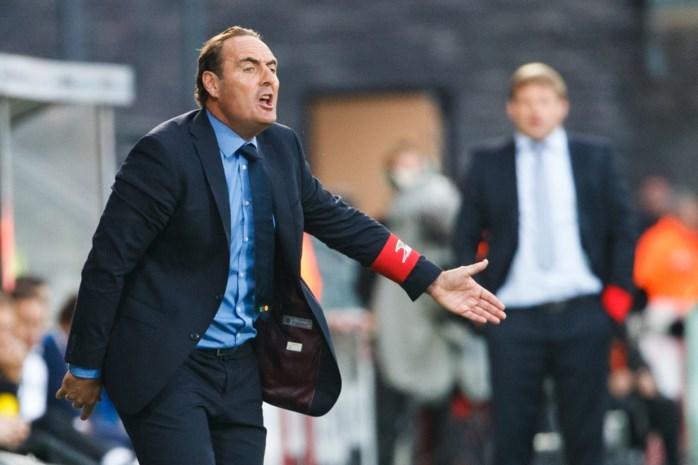 KV Oostende ontslaat Yves Vanderhaeghe