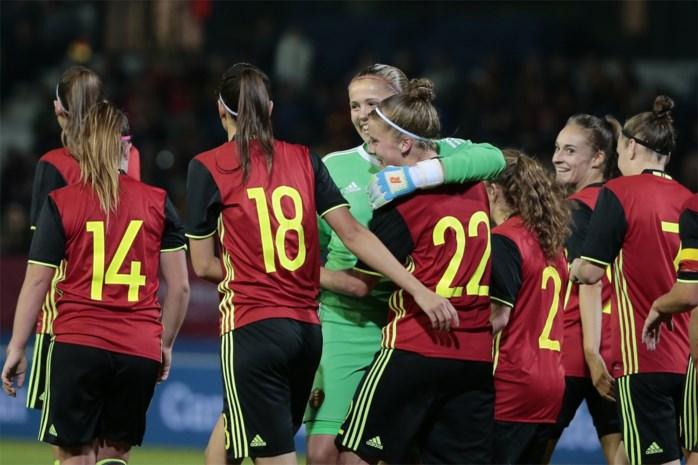 Bondscoach Serneels maakt kern Red Flames bekend voor WK-kwalificatiewedstrijden tegen Roemenië en Portugal