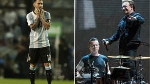 U2 moet wachten voor Messi: optreden in Argentinië uitgesteld tot na cruciale interland