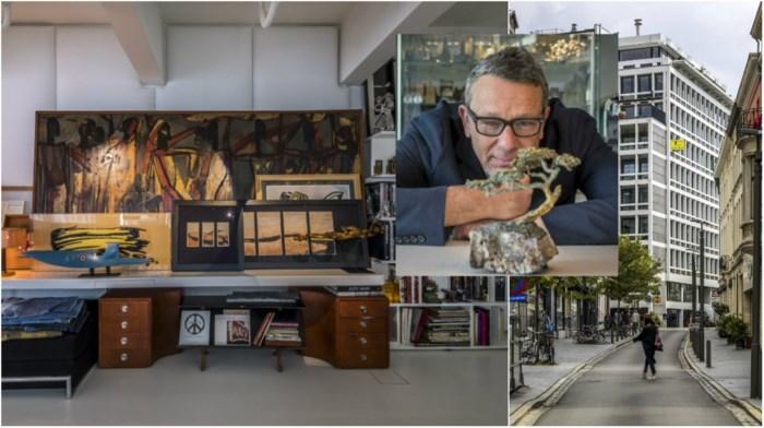 Mode-ondernemer Michael Arts renoveert verlaten Antwerps kantoorgebouw