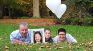 """Mischa, Stephan en Luna verloren dochtertje Nikki (7): """"We blijven vechten"""""""