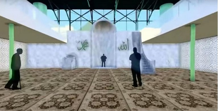 """Gent krijgt grootste moskee van Vlaanderen, """"zonder buurtprotest"""""""