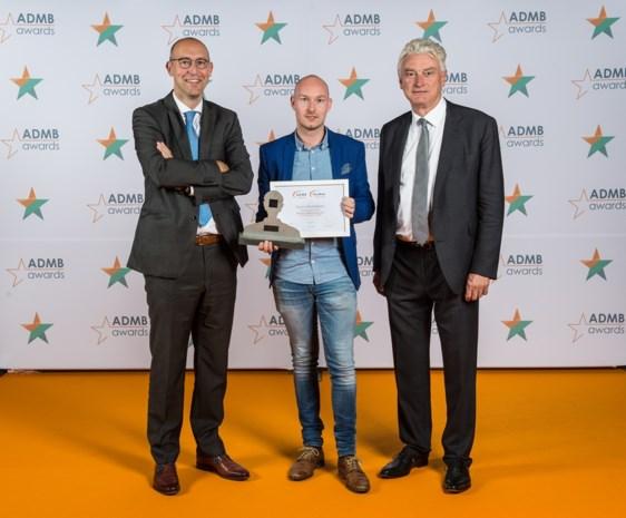 ADMB Award voor Toon Michielsen