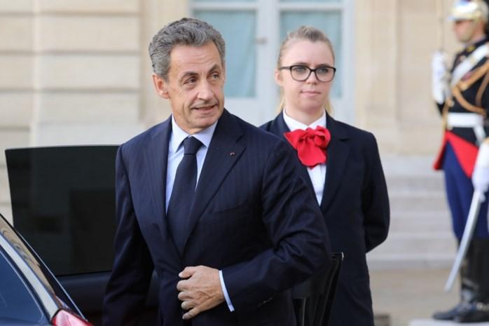 Ex-president Sarkozy in nauwe gerechtelijke schoentjes