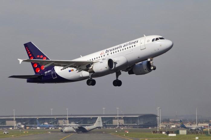 Belgische vliegtuigreizigers slachtoffer van Franse staking