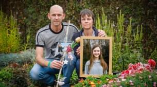"""Ann, Stefan en Katja verloren dochter Sofie (12): """"Op een seconde tijd was ze weg"""""""