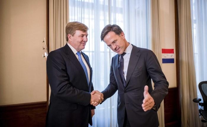 Nieuw Nederlands kabinet krijgt langzaam vorm