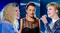 Lisa, Stefanie en Kalina belanden in wachtkamer van 'The Voice'