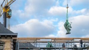 IN BEELD. Beelden van Rubenshuis worden weggehaald